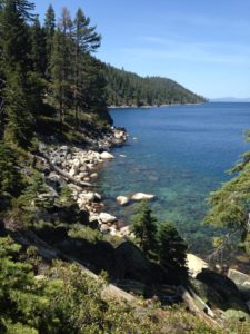 Views from the Rubicon Trail