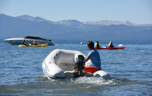 Buoy Rentals on Lake Tahoe