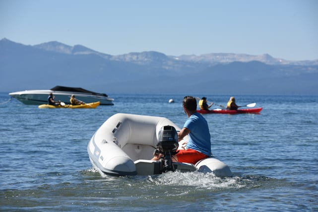 Buoy Rental Lake Tahoe