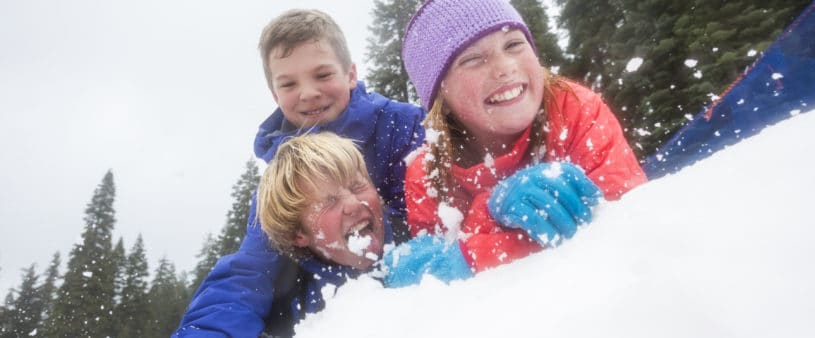 where to sled in NOrth Lake Tahoe