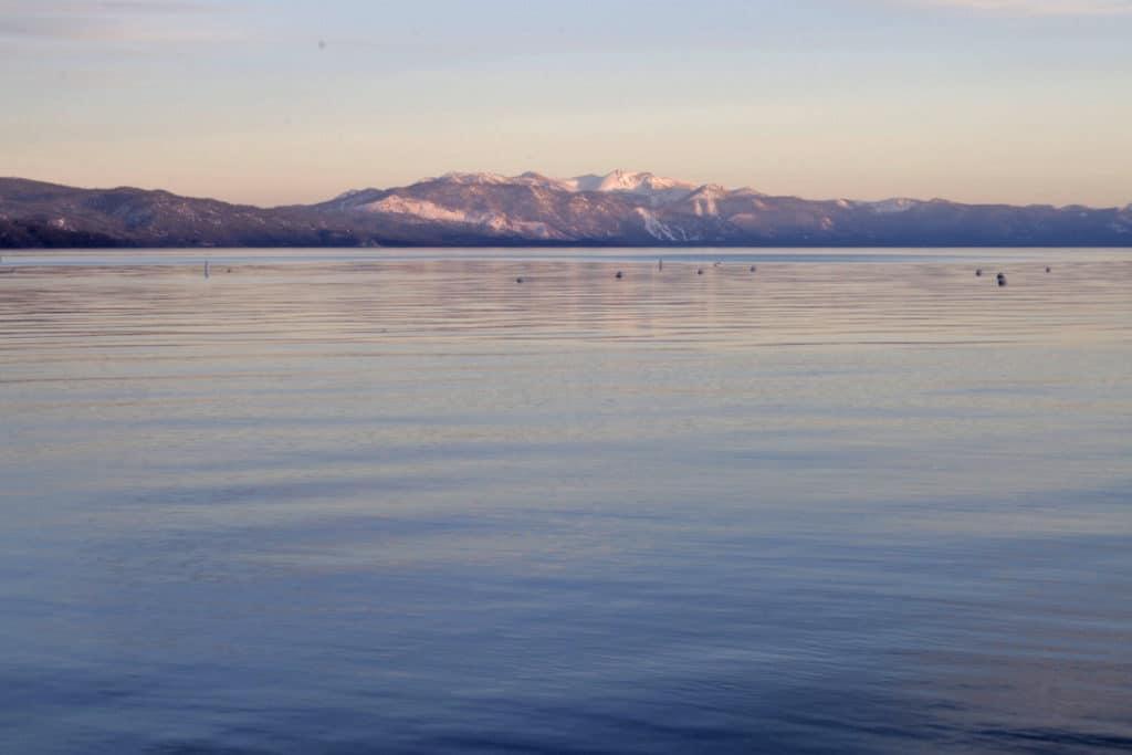 Tahoe lakefront hotel