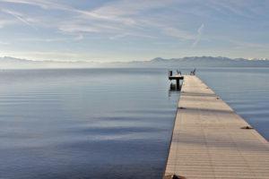 Driving around lake tahoe itinerary