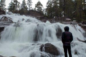 Glen Alpine Falls Hike