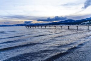 Spring break in North Lake Tahoe